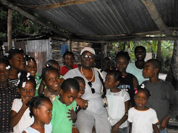 Orphelina haiti